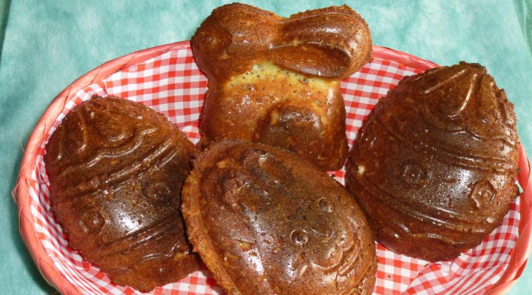 Zitronen-Mohn Muffins